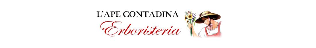Logo Erboristeria L'Ape Contadina