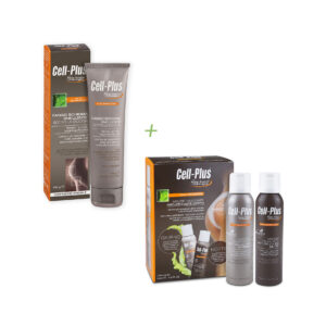 Cell Plus Mousse Croccante Anti-cellulite