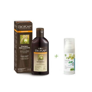Shampoo Ristrutturante per Capelli Colorati