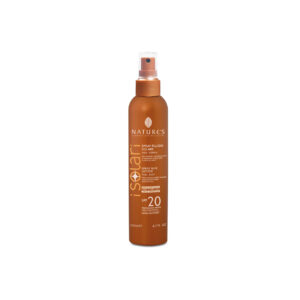Spray Fluido Solare SPF 20