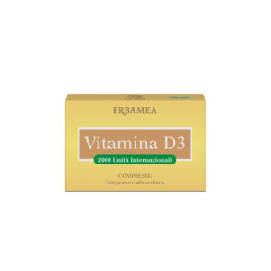 Vitamina D3 2000 unità
