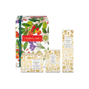 Confezione regalo Trio Corpo Bouquet d'Oro